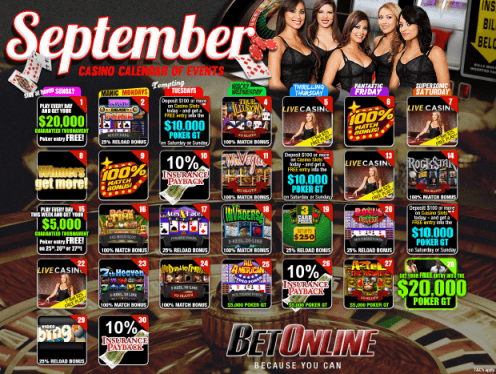 casino promotions online
